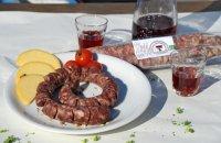 I. Kritikos: Traditional cold cuts, Tinos, wondergreece.gr