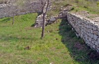 Ruins of the ancient city Topiros, Xanthi Prefecture, wondergreece.gr