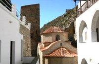 Agios Panteleiomonas , Tilos, wondergreece.gr