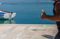 1st Trimore Triathlon on Syros, Articles, wondergreece.gr